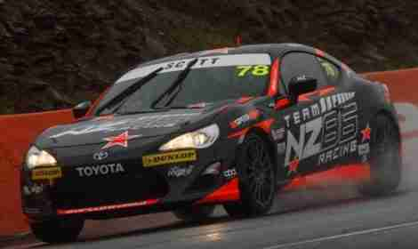 Michael Scott qualifies fourth at Bathurst
