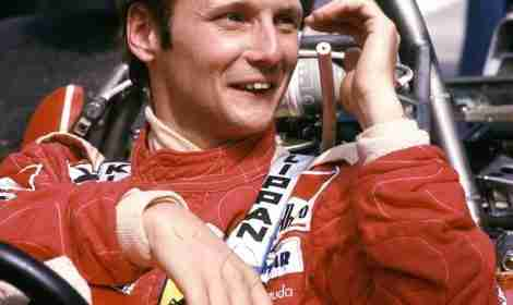The Passing of a Legend. Niki Lauda